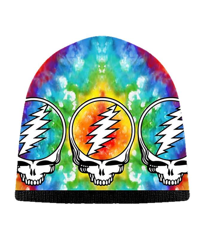 Grateful Dead Tie-Dye SYF Beanie