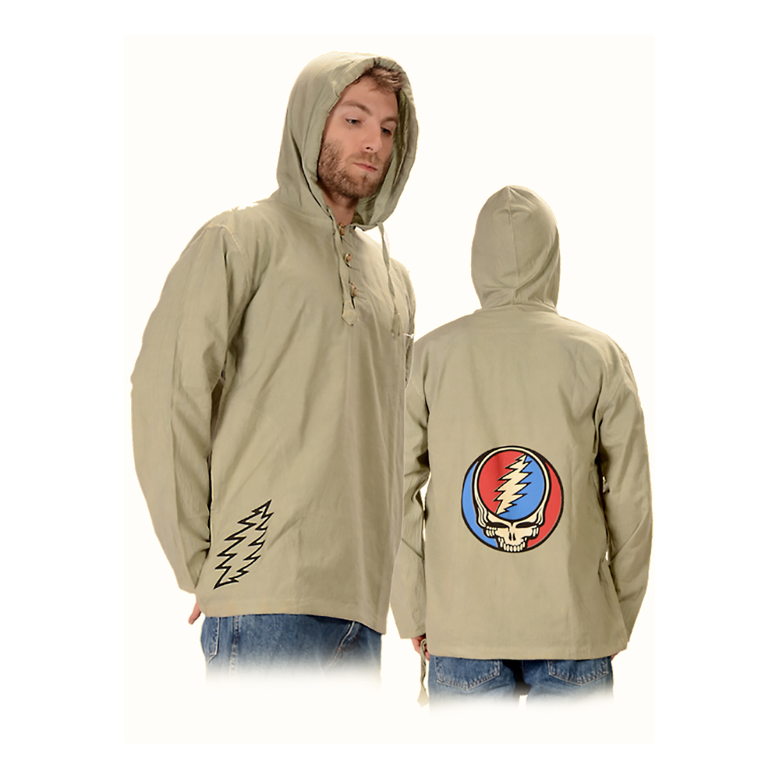 GD SYF Cotton Baja Hoodie