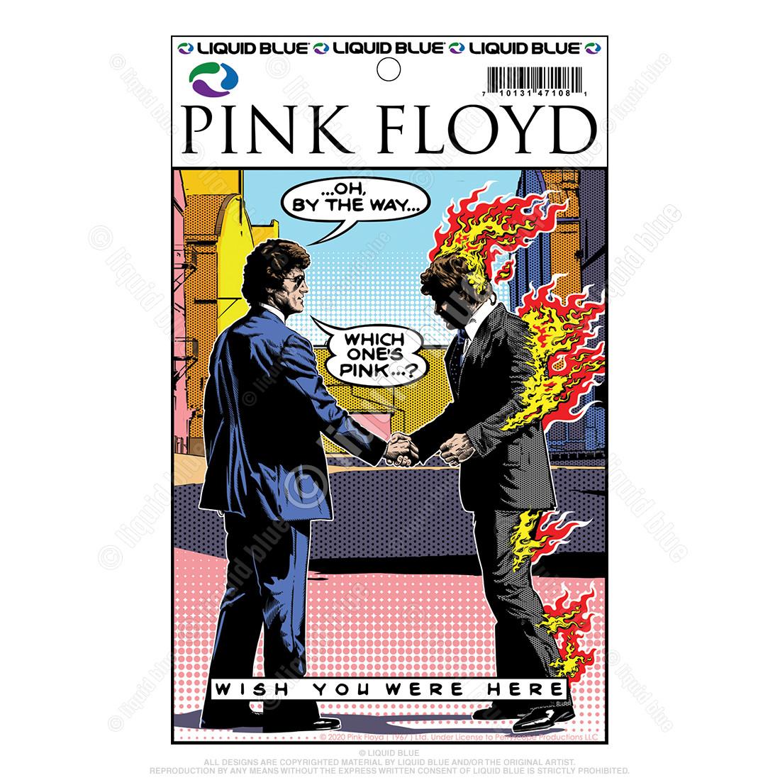 WYWH Pop Art Sticker