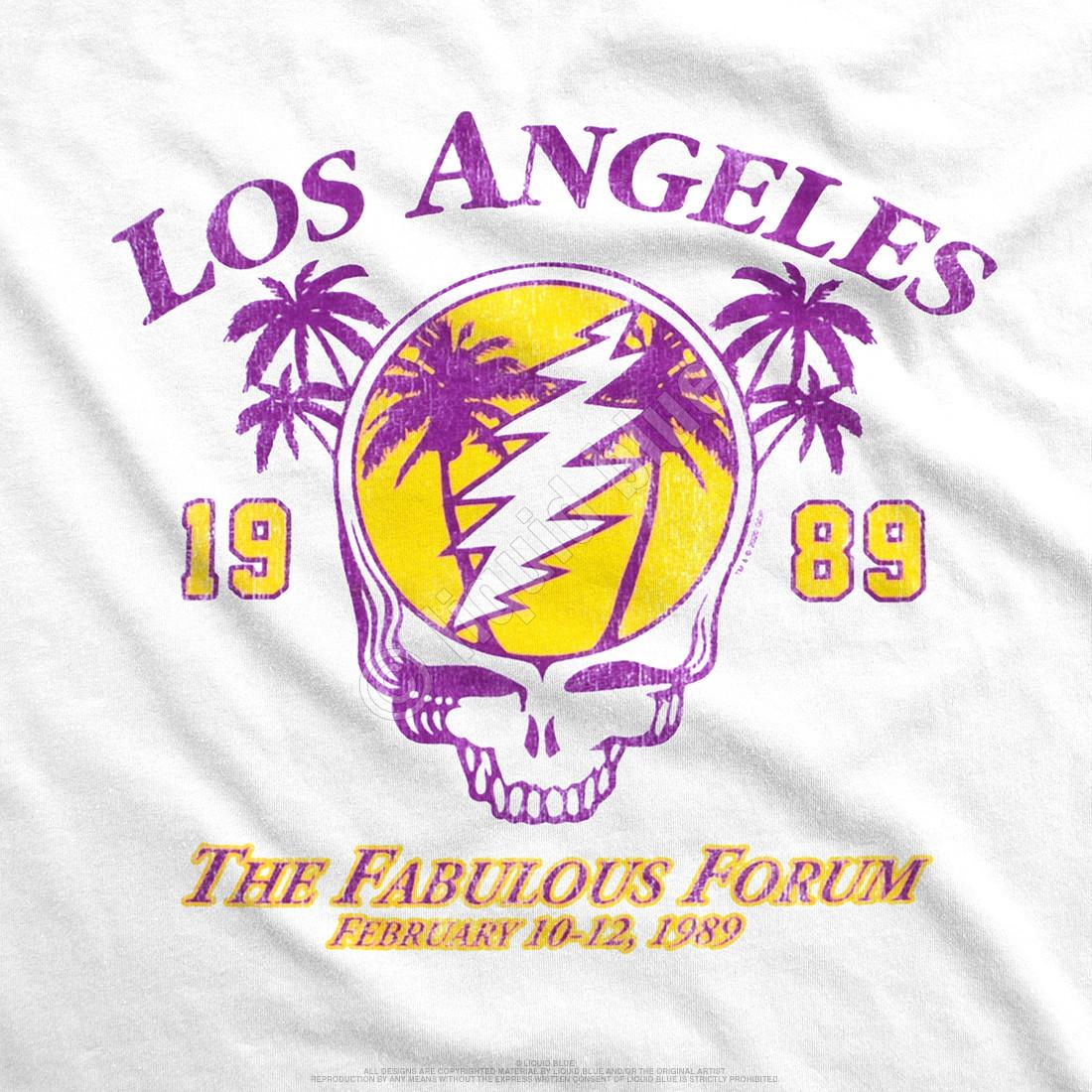 LA Dead White T-Shirt