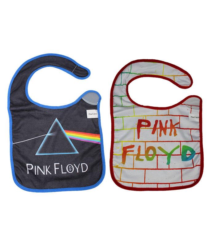 Pink Floyd Baby Bibs 2 Pack