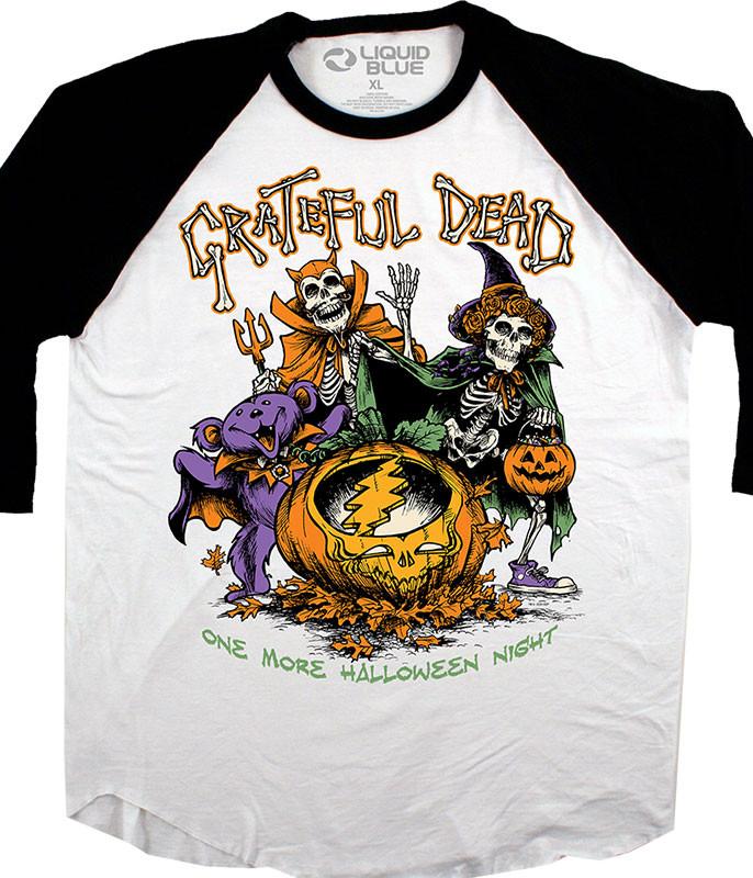 Steal Your Pumpkin Raglan Jersey T-Shirt