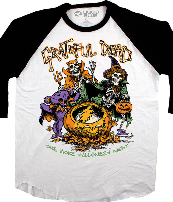 Steal Your Pumpkin Raglan Jersey T-Shirt Tee