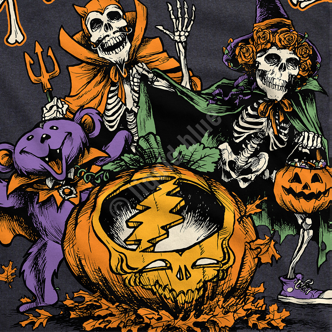 Steal Your Pumpkin Dark Heather T-Shirt
