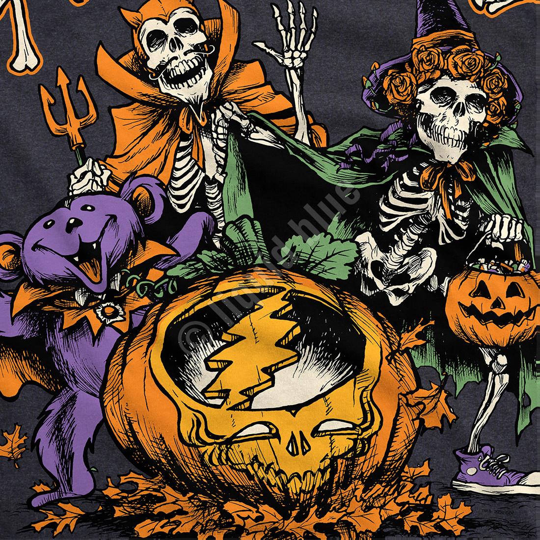 Steal Your Pumpkin Dark Heather T-Shirt