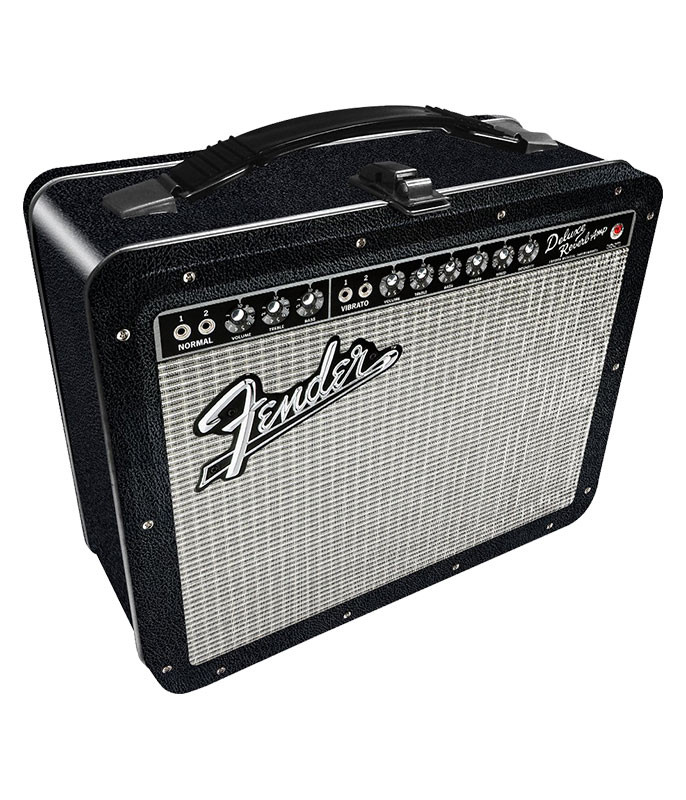 Fender Amp Lunch Box
