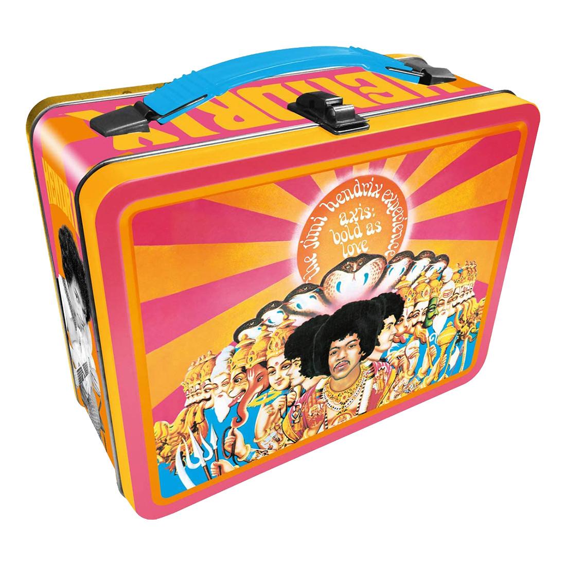 Jimi Hendrix Lunch Box