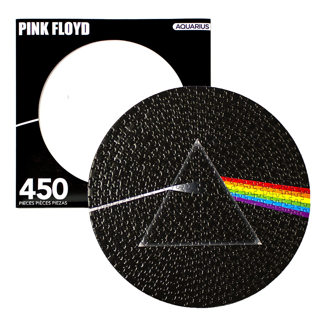 Pink Floyd Dark Side Picture Disc Puzzle