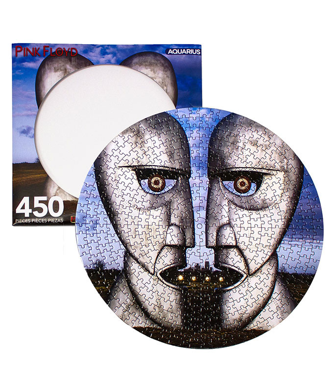 Pink Floyd Division Bell Picture Disc Puzzle