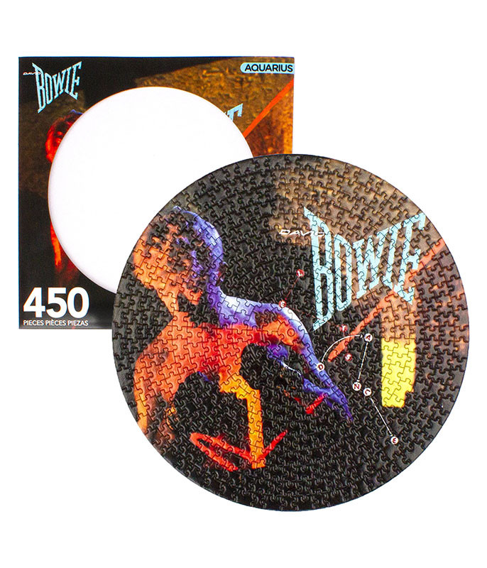 David Bowie Picture Disc Puzzle