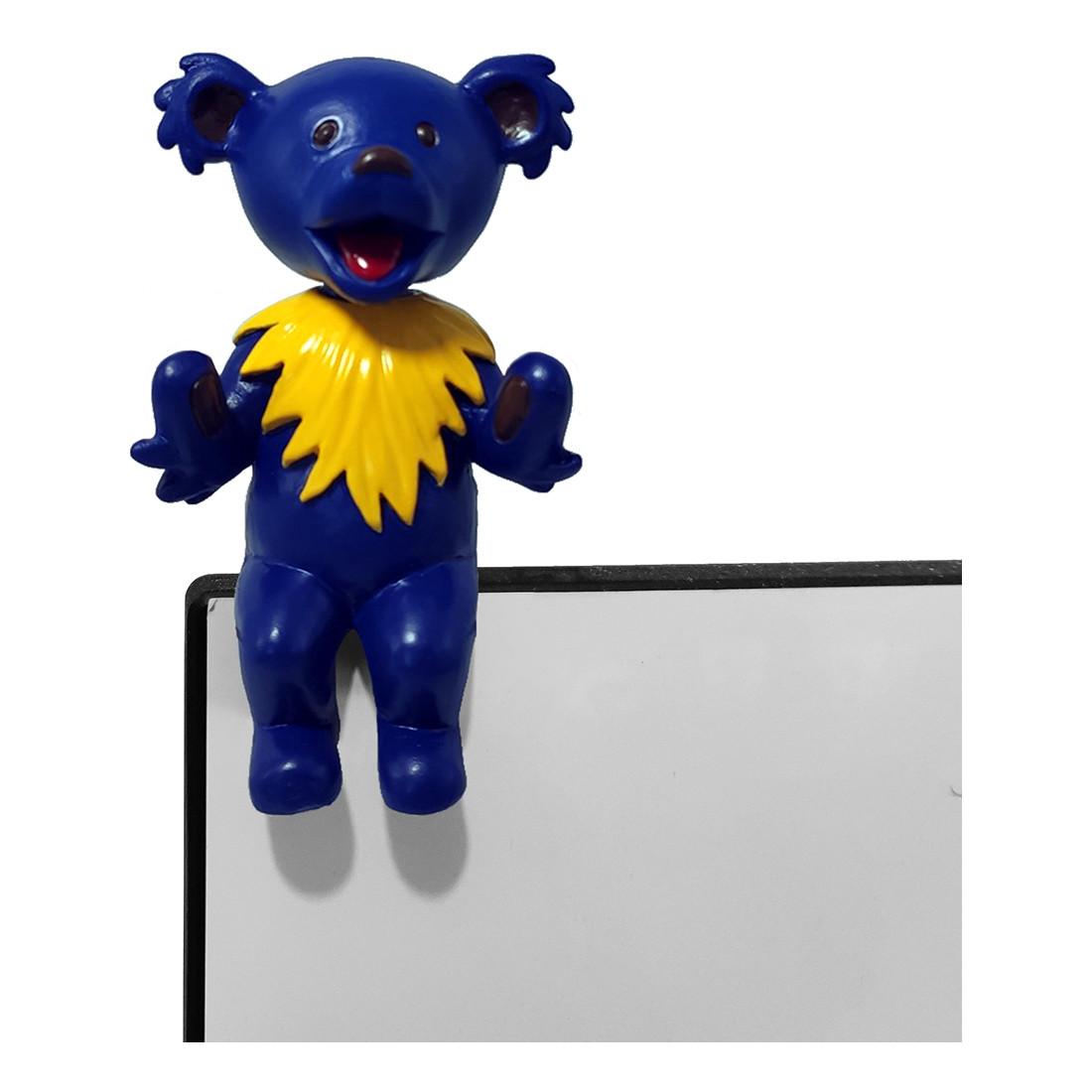 GD Bobblehead Buddy Dancing Bear Blue