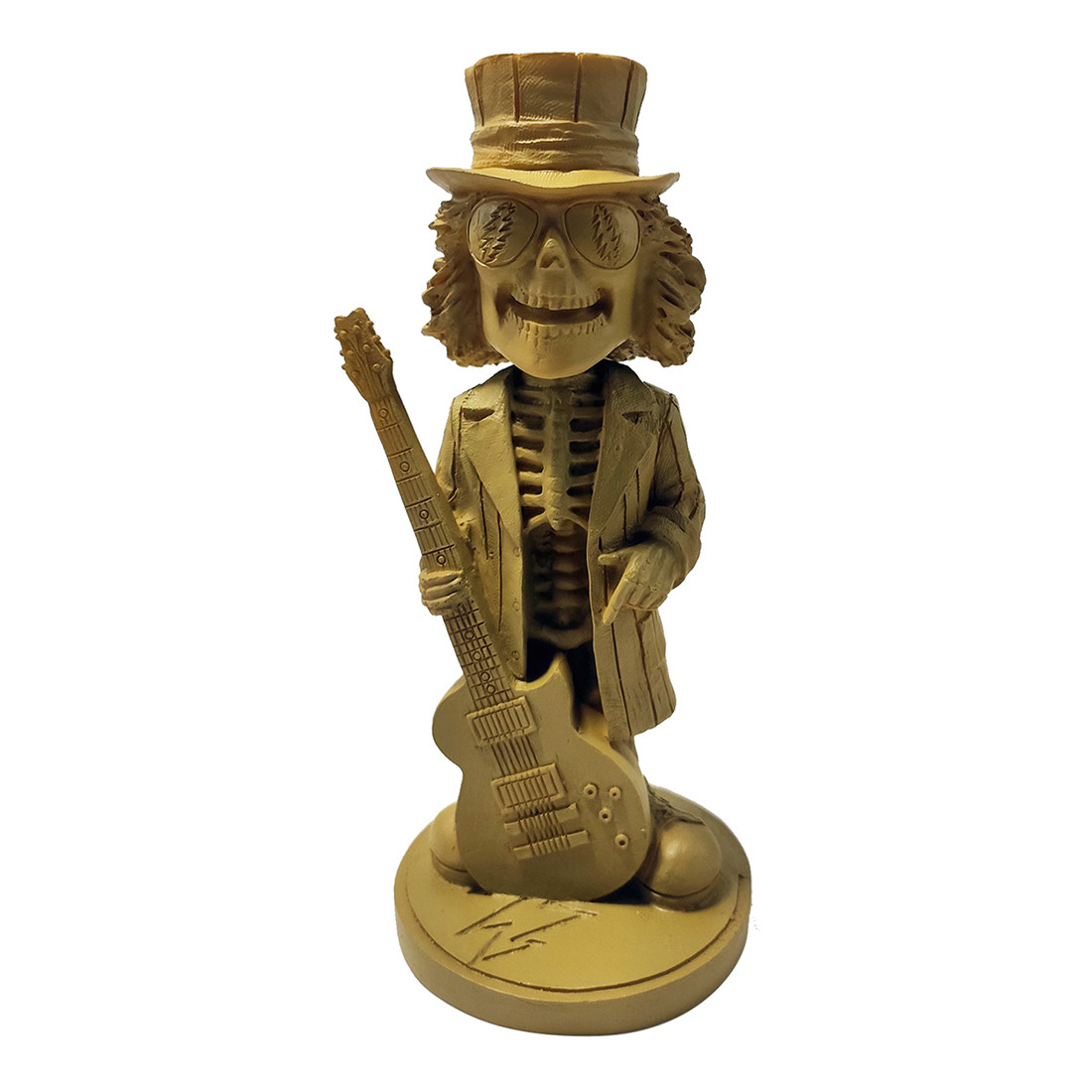 GD Bobblehead Uncle Sam Wood Finish