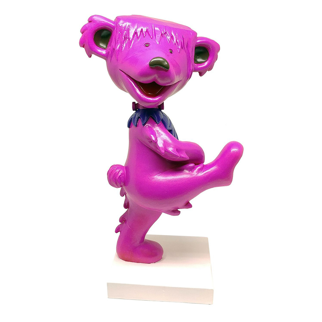 GD Bobblehead Dancing Frankenstein Bear Pink