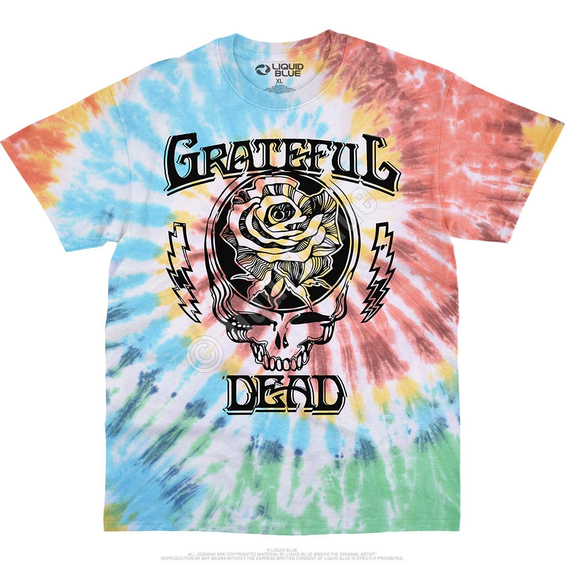 Roosevelt Tie-Dye T-Shirt