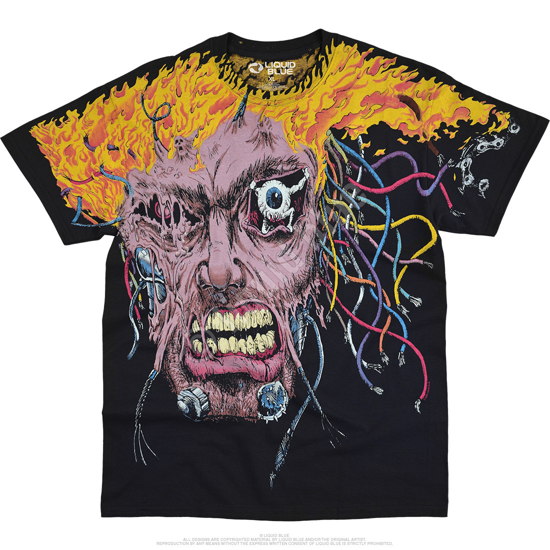 Overload Black T-Shirt