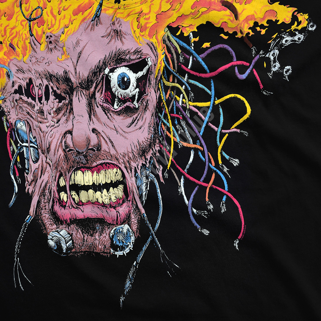 Overload Black T-Shirt