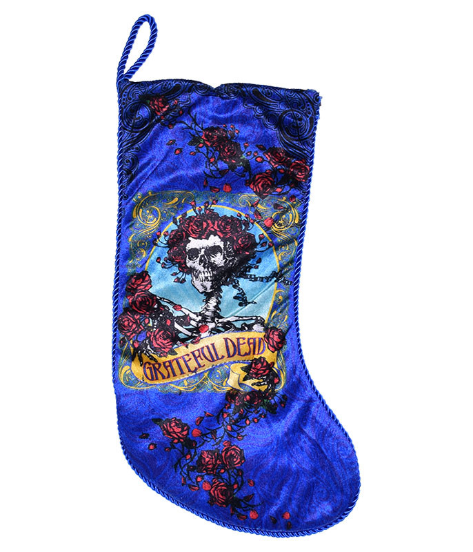 Grateful Dead Bertha Print Stocking