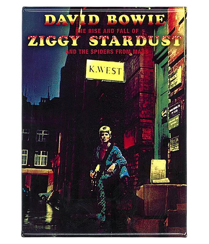 Bowie Ziggy Stardust Magnet