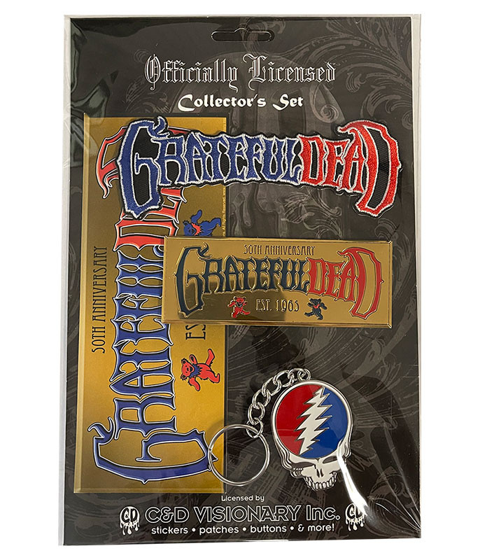 Grateful Dead 50th Anniversary Collector Set