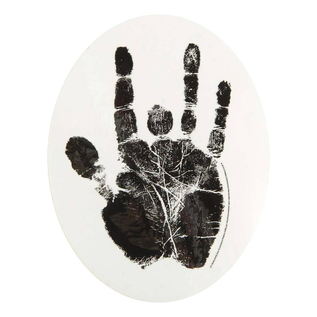 Jerry Garcia Hand Sticker