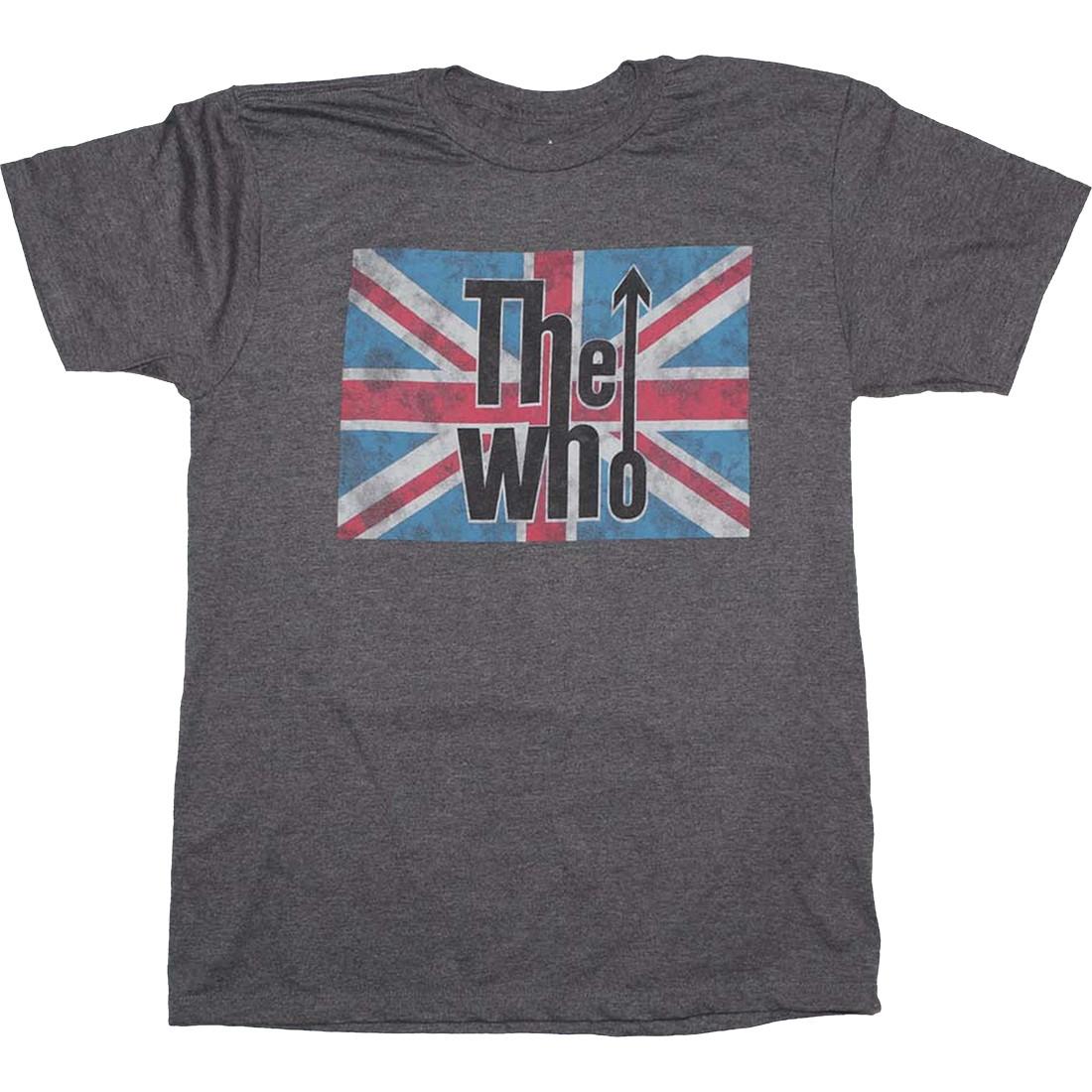 Union Jack Grey T-Shirt