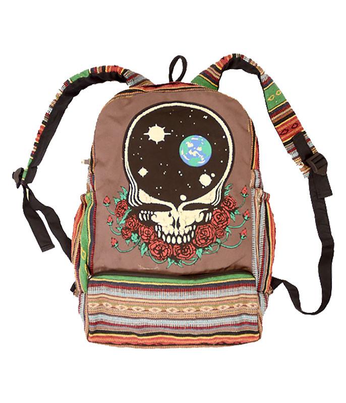 Grateful Dead Steal Your Face Backpack
