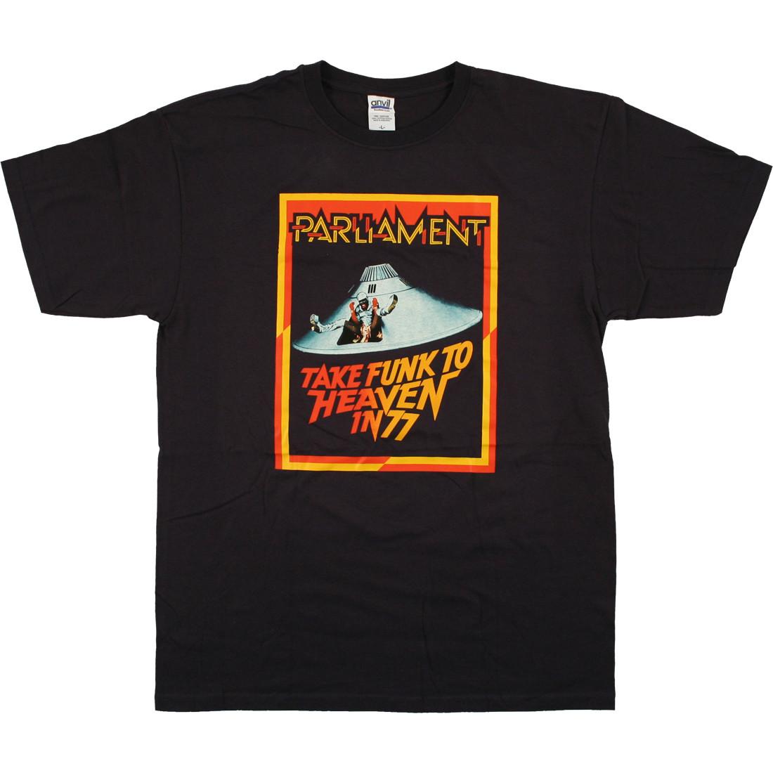 Parliament Funk To Heaven Navy T-Shirt