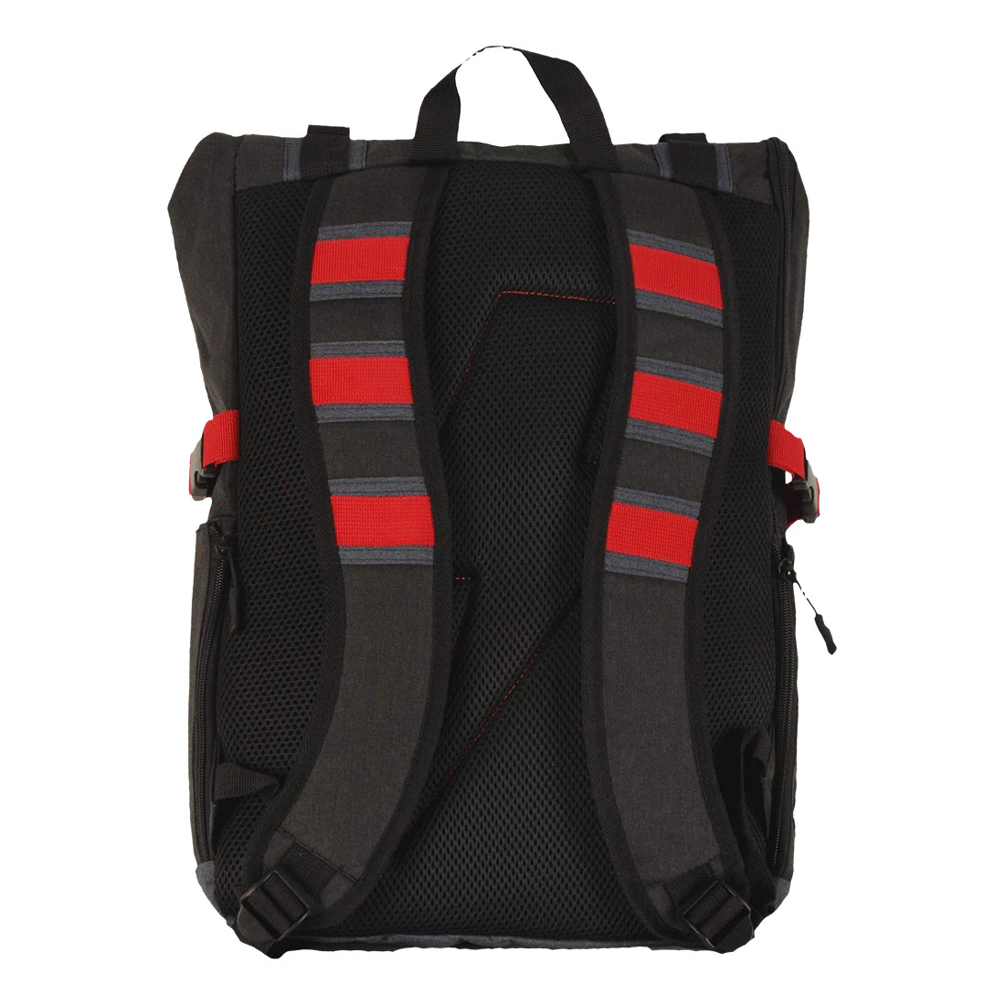 AC-DC Roll Top Backpack