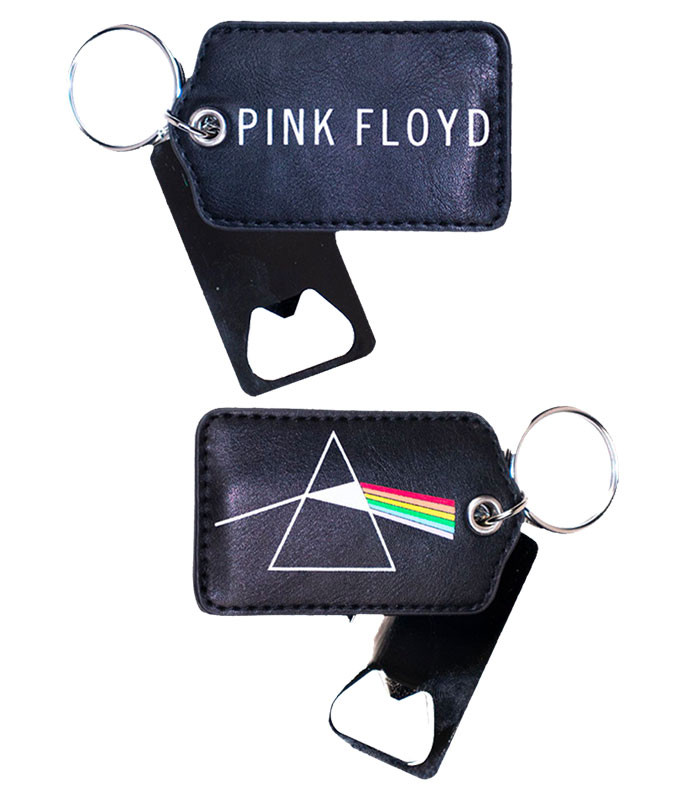 Pink Floyd Dark Side Bottle Opener Keychain