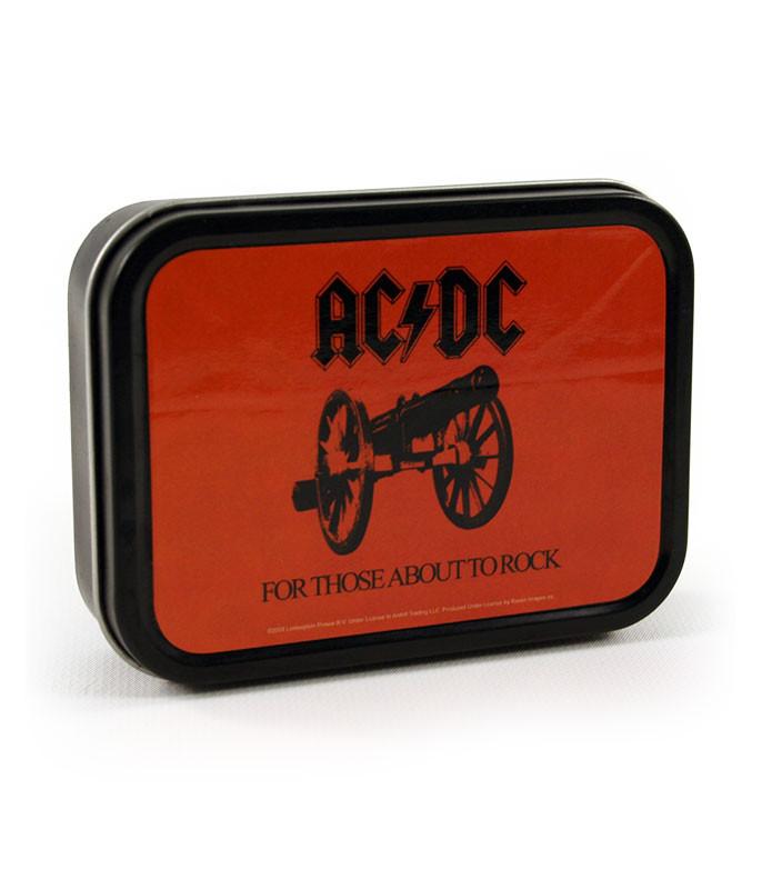 AC/DC Those About To Rock Stash Tin