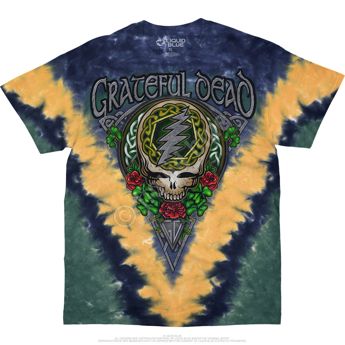 Shamrock SYF Tie-Dye T-Shirt