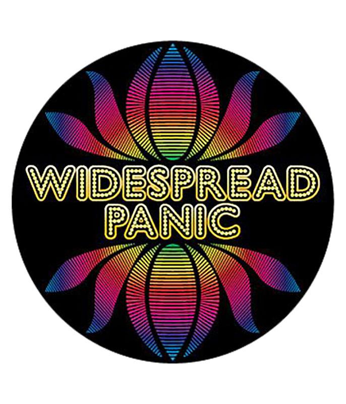 Widespread Panic Vegas Sticker