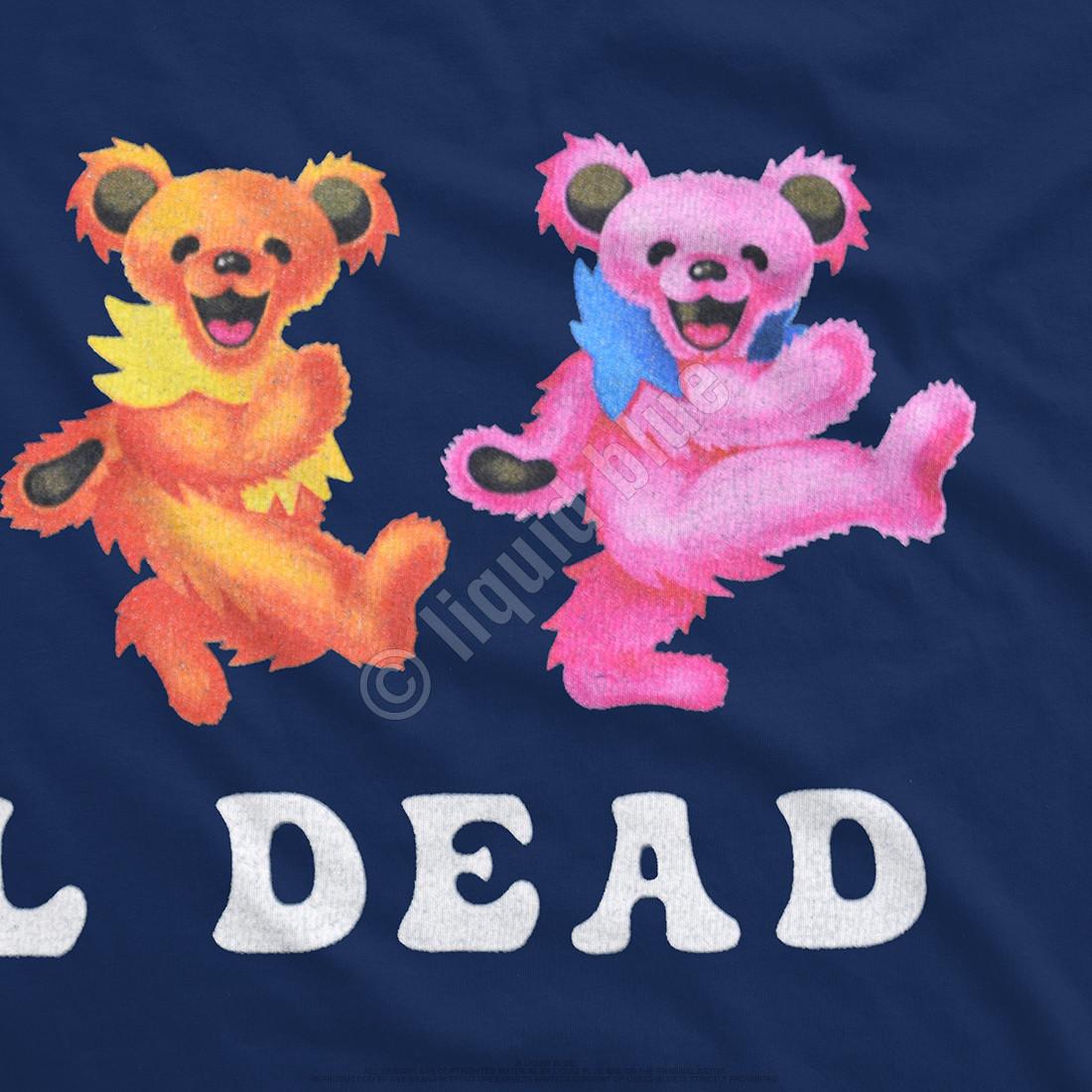 Dancing Bears 3.0 Navy T-Shirt