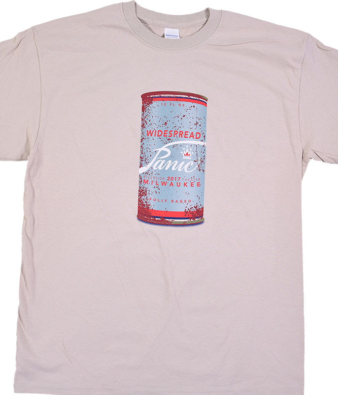 Milwaukee Event 2017 Tan T-Shirt