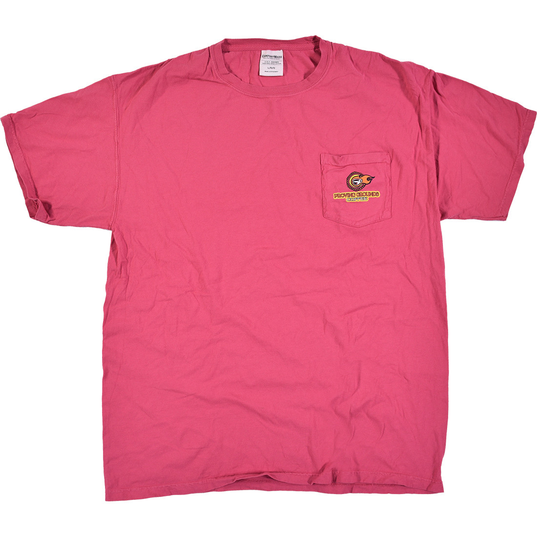 Proving Grounds Red T-Shirt
