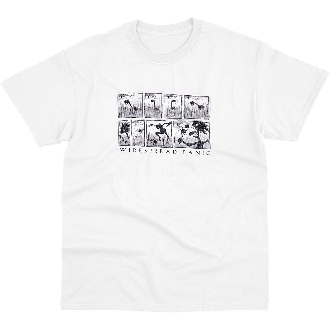 Note Eater Comic White T-Shirt