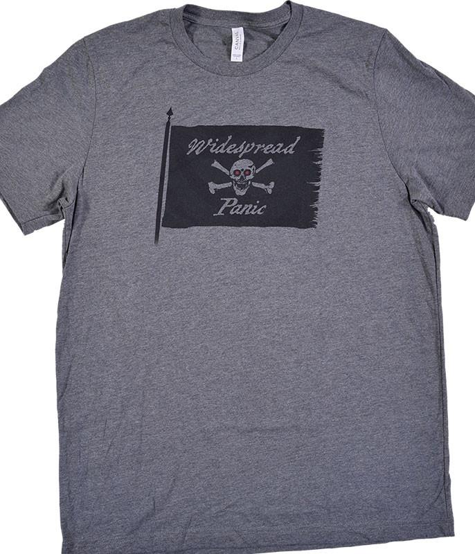 Jolly Roger Dark Heather Grey T-Shirt