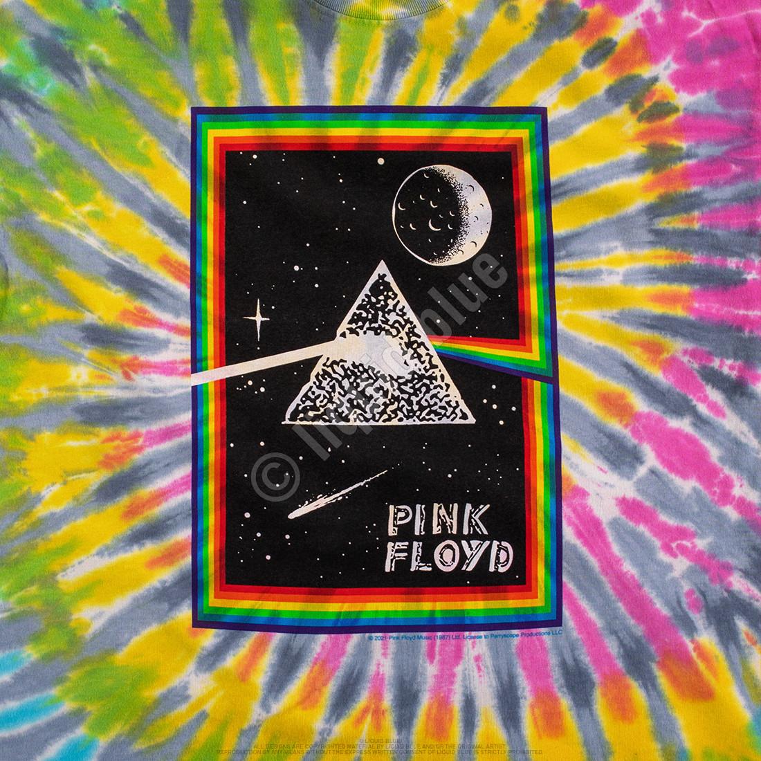 Prism Moon Tie-Dye T-Shirt