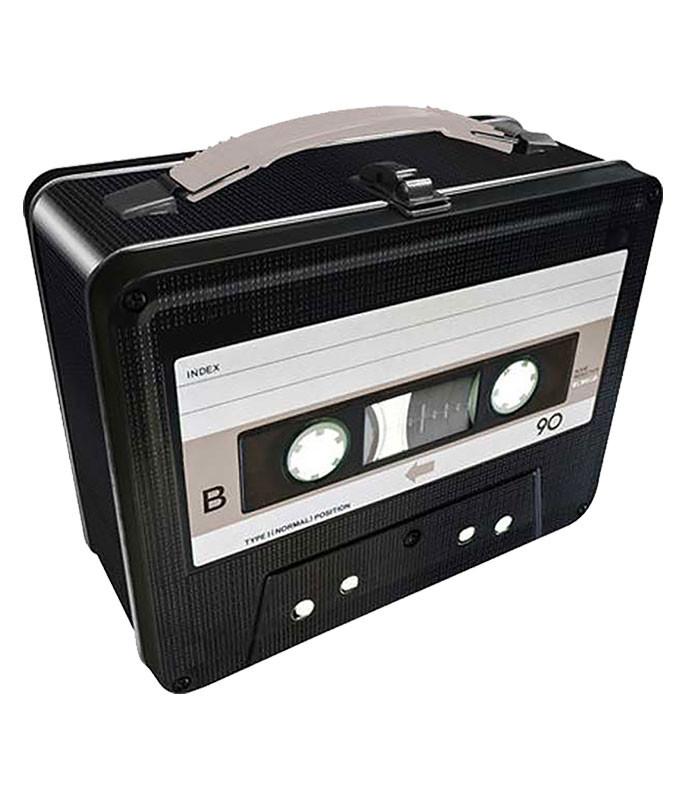 Cassette Tape Lunch Box