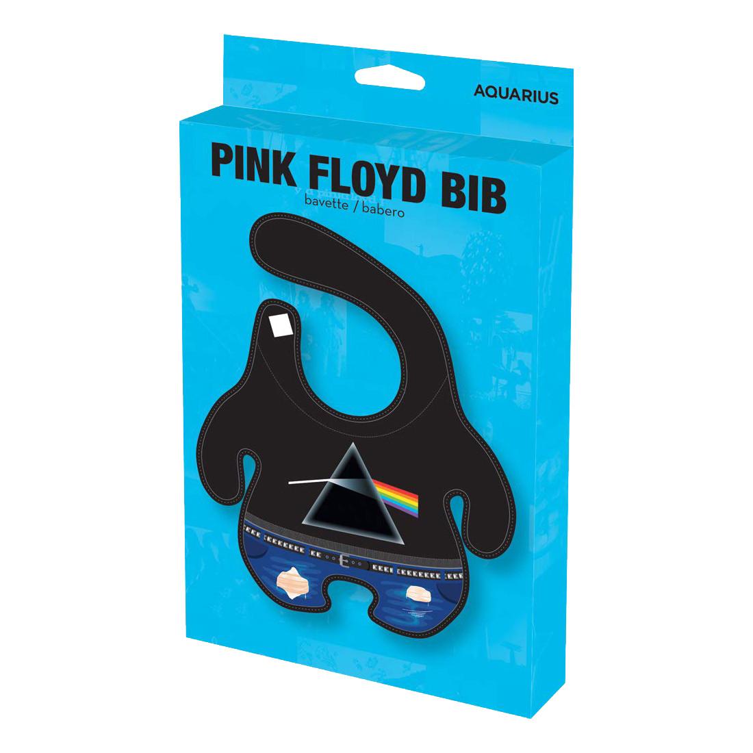 Pink Floyd Baby Bib