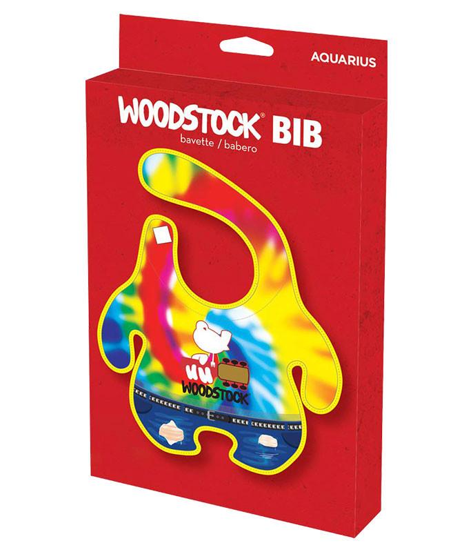 Woodstock Baby Bib