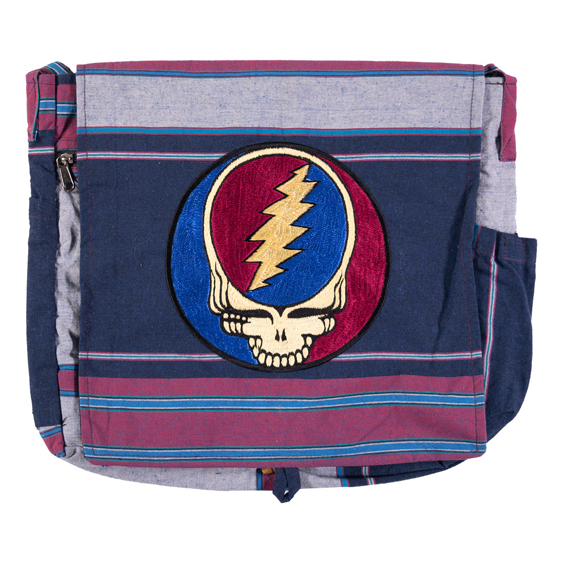 Steal Your Face Messenger Bag