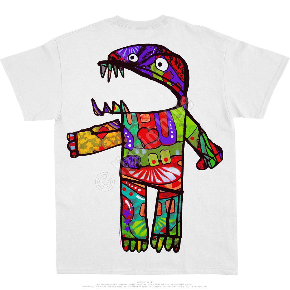 Frankenfoote White T-Shirt