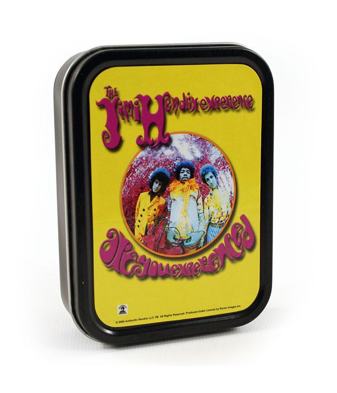 Jimi Hendrix Experience Stash Tin