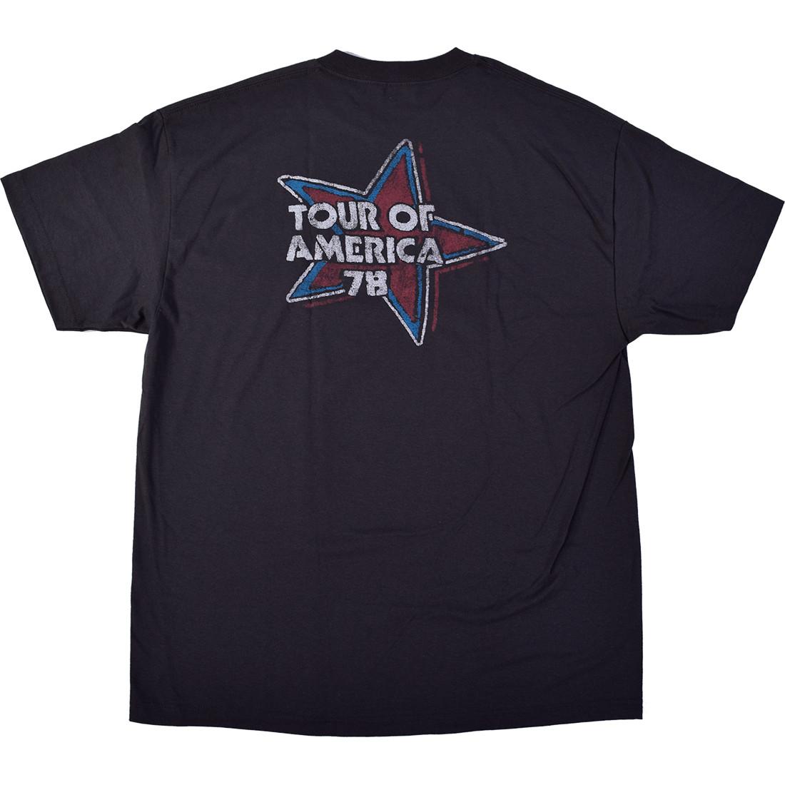 Rolling Stones Vintage Tongue Black T-Shirt