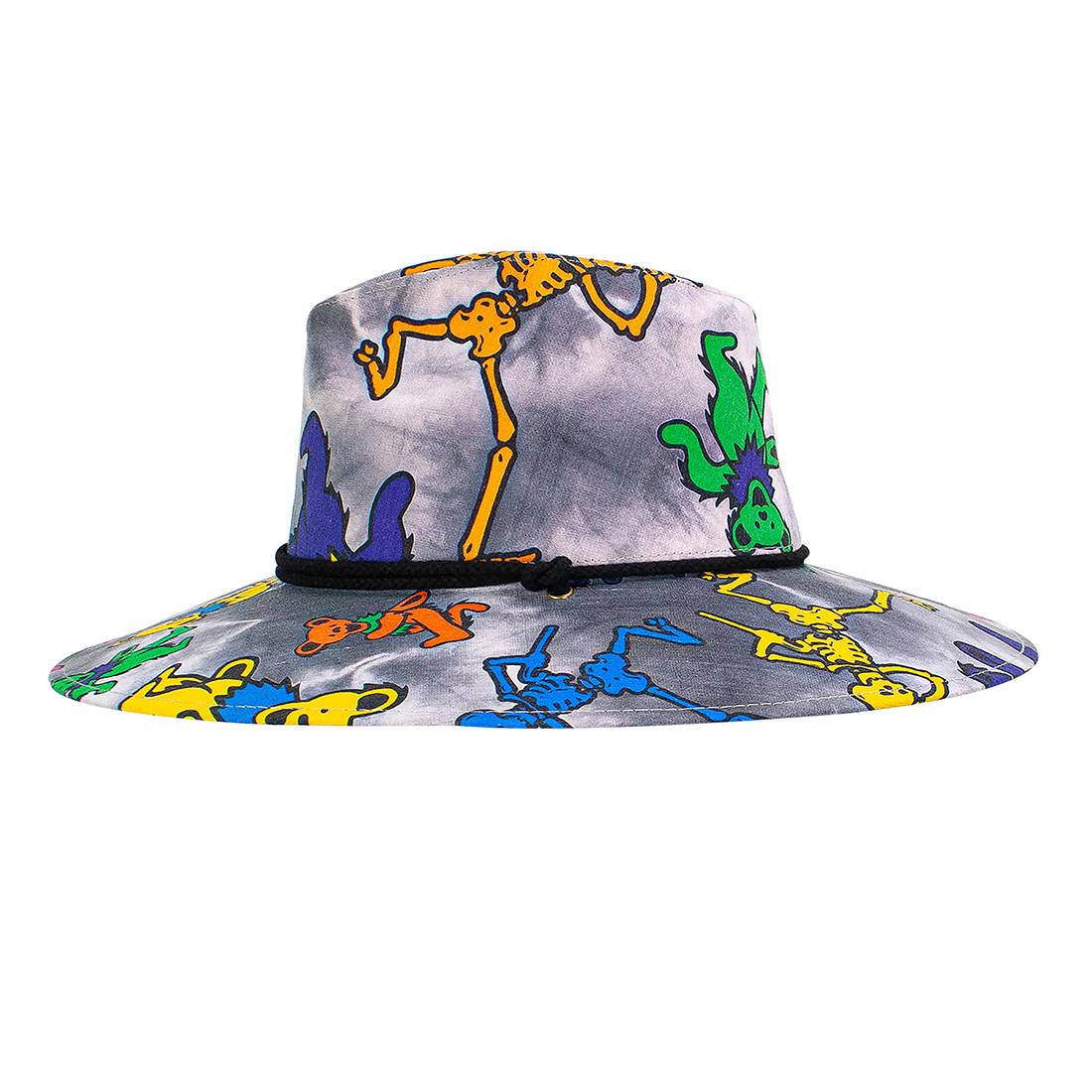Dancing Bear Skelly Resort Hat
