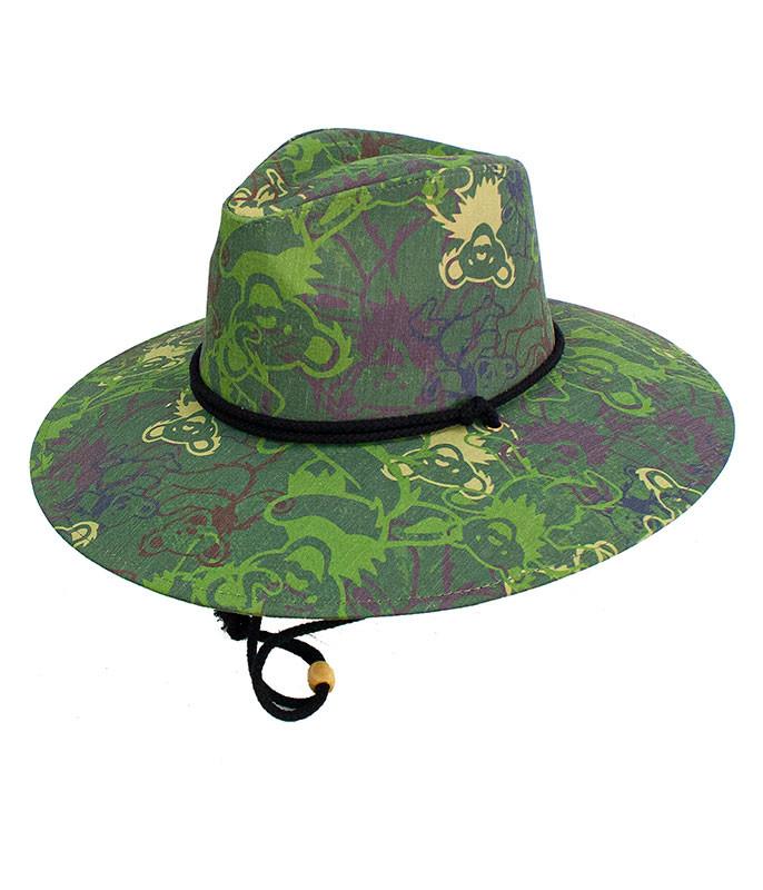 Grateful Dead Dancing Bear River Resort Hat