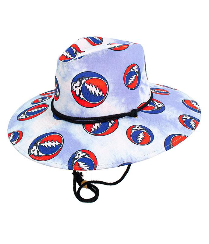 Grateful Dead Steal Your Face Resort Hat