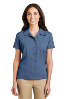 Port Authority Ladies Easy Care Camp Shirt.  L535