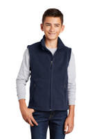 Port Authority Youth Value Fleece Vest. Y219
